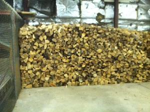 indoor wood storage 300